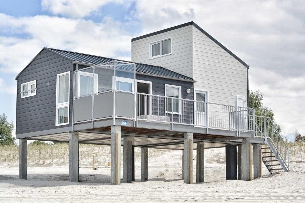 Beach-house-Roompot-Kamperland-Zeeland