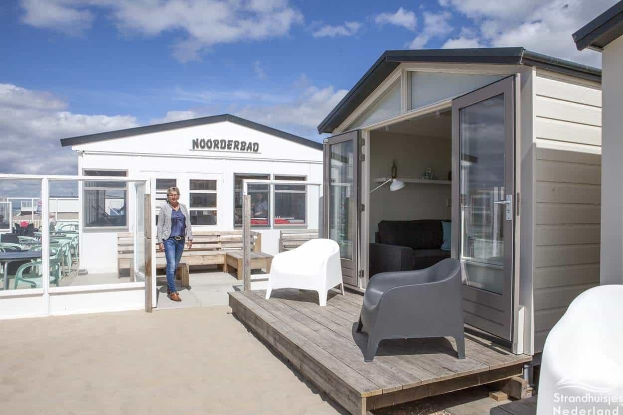 strandhuisje-Wijk-aan-Zee