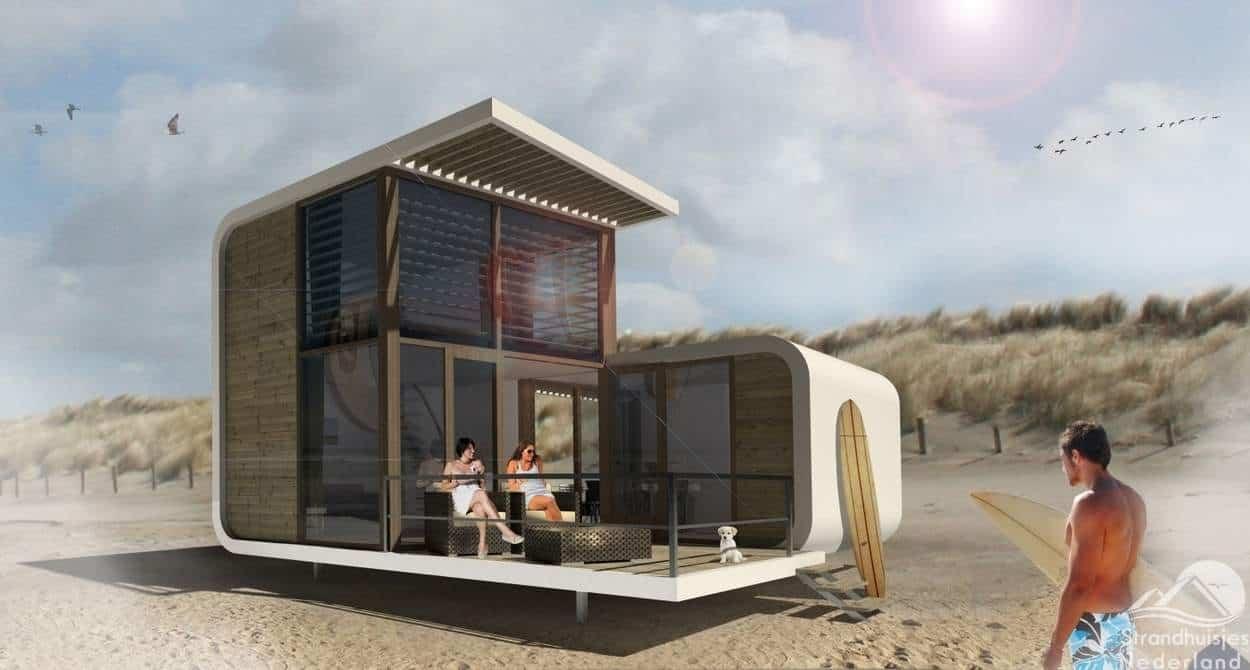 Strandhuisjes-Nieuwvliet-Bad-1