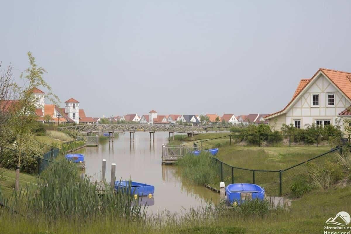 vijver-vakantiepark-Cadzand-Bad-2