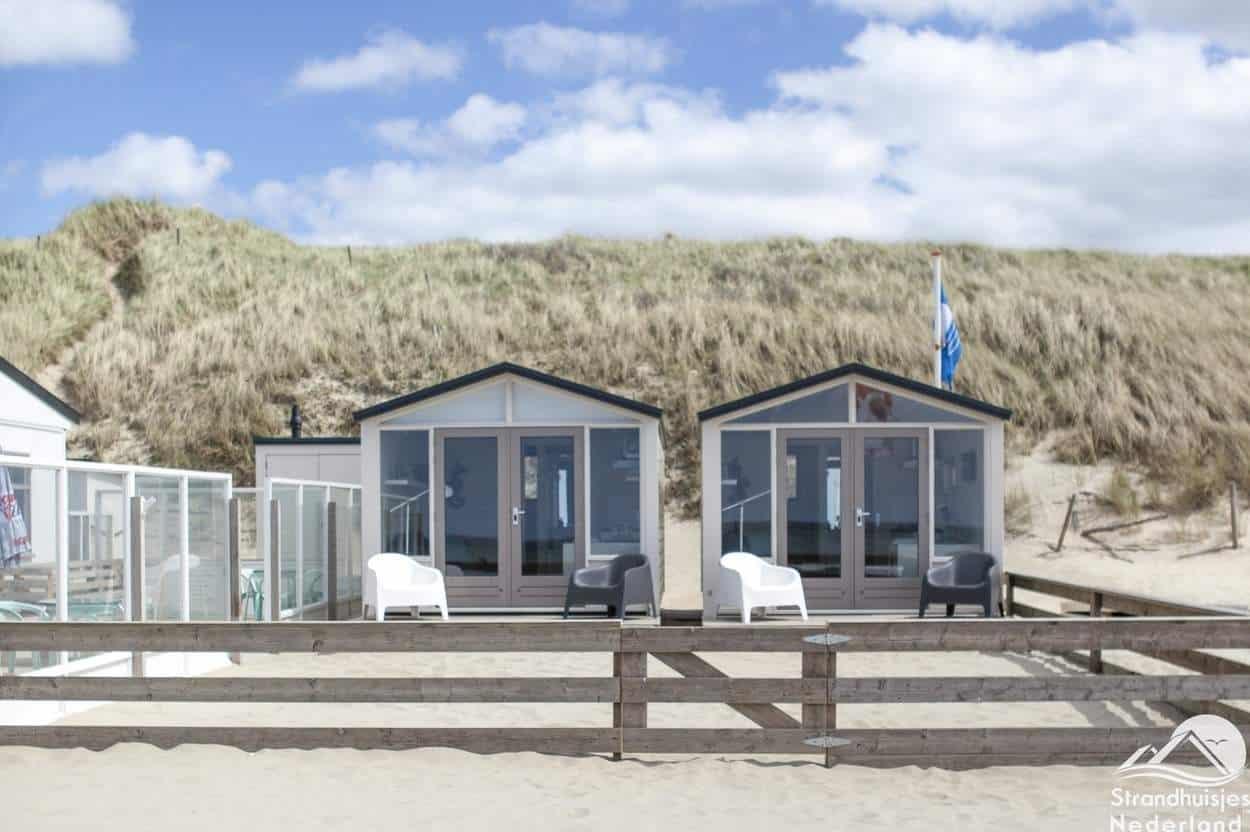 strandhuisjes-Wijk-aan-Zee