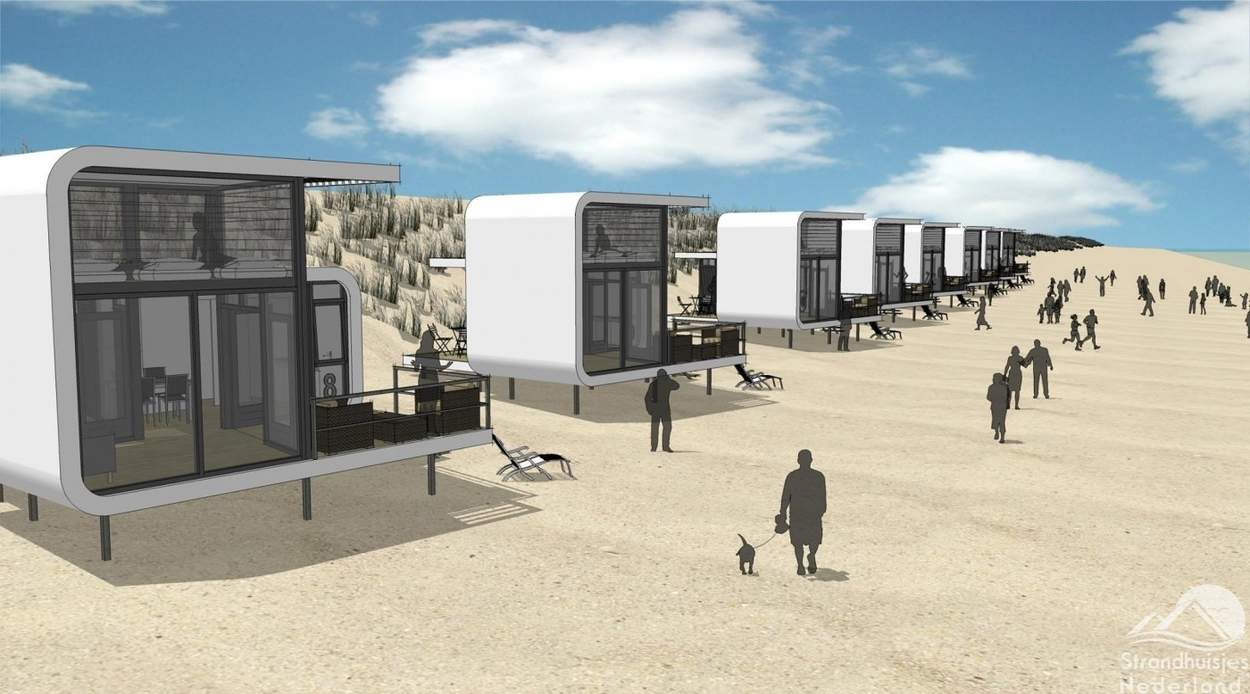 Strandhuisjes-Nieuwvliet-Bad-ontwerp