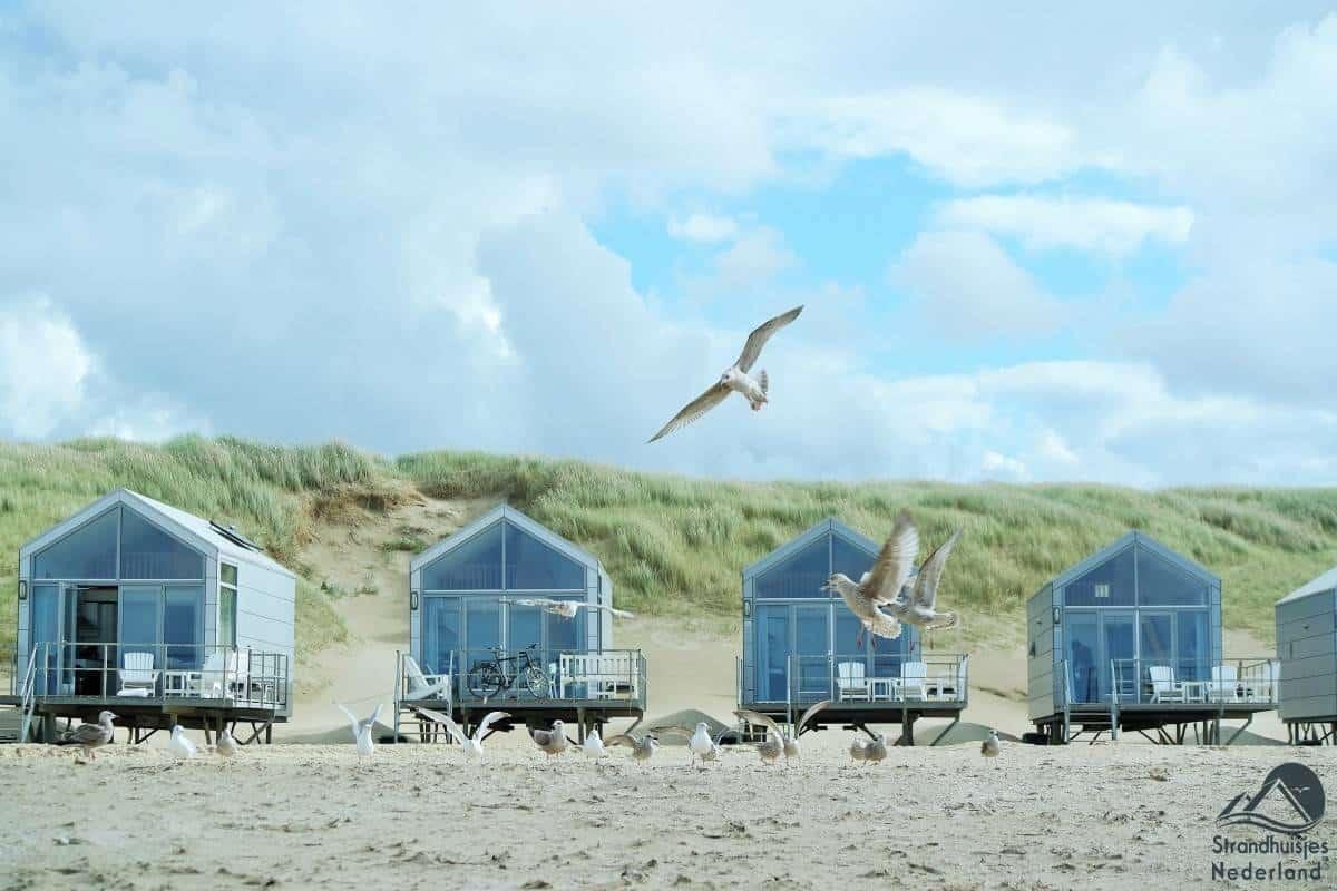 Strandhuisjes-Julianadorp