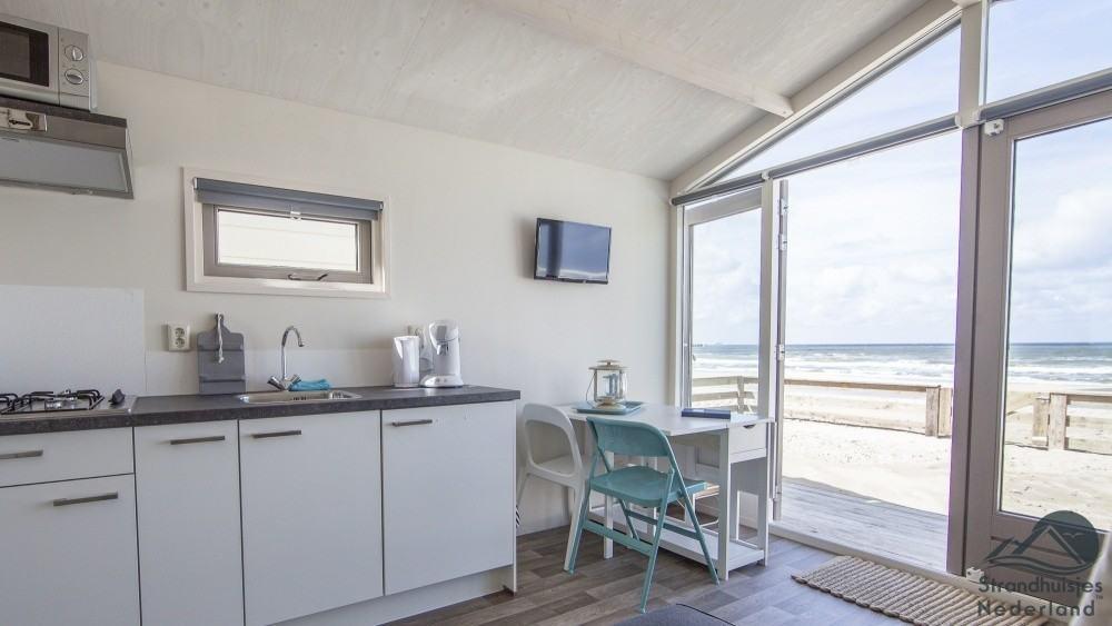 strandhuisje Wijk aan Zee huren