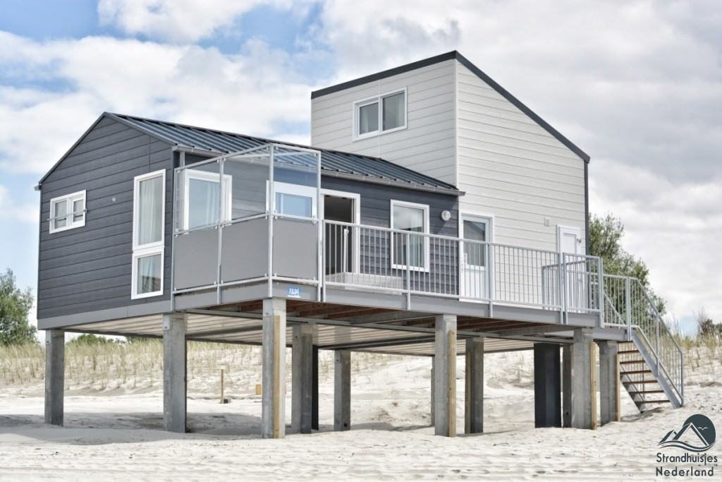 Beach house Roompot Kamperland Zeeland