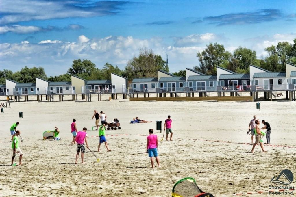 Beach houses Roompot Kamperland Zeeland