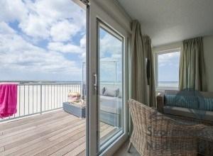 Interieur strandhuisje Kamperland Zeeland