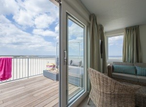 Interieur strandhuisje Roompot, Kamperland, Zeeland