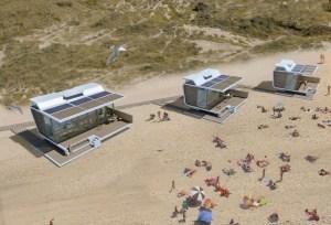 Strandhuisje-Cadzand 2
