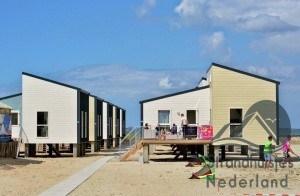 Strandhuisje Roompot Kamperland Zeeland