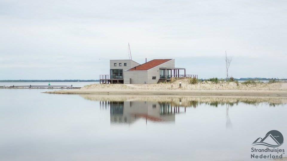 Strandhuisje huren Ouddorp aan Zee