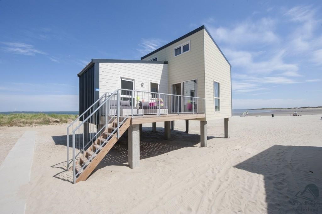 Strandterrasse Roompot Kamperland Zeeland