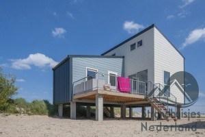 Strandterras strandhuis Roompot Zeeland