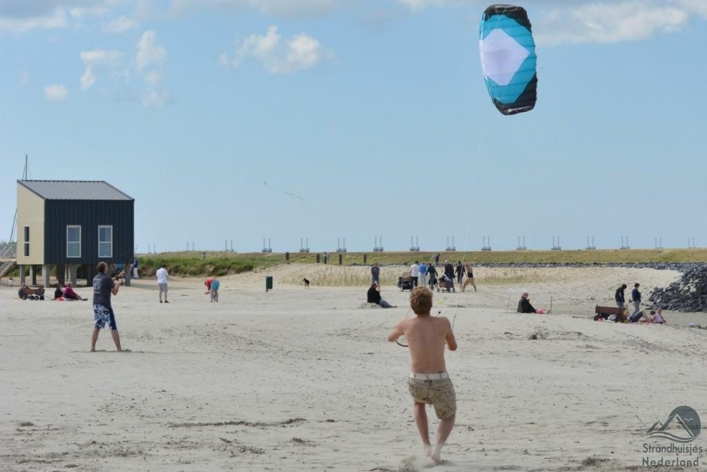 Strand Strandhäuser Kamperland Zeeland