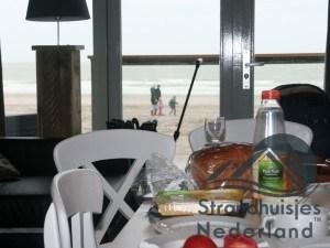 ontbijt Strandhuisje Hoek van Holland