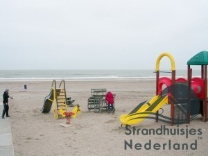 speeltuin strand Hoek van Holland