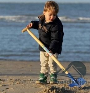 strand en zee Hoek van Holland