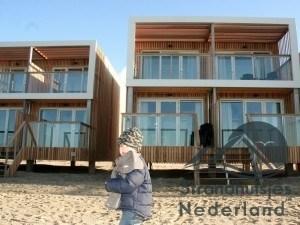 strandhuisje Hoek van Holland