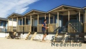 strandhuisje huren Wijk aan Zee