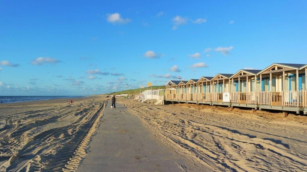 strandhuisjes Wijk aan Zee