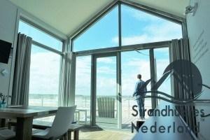 Interieur strandhuisjes Julianadorp