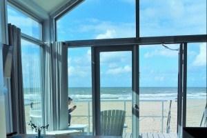 Interieur strandhuisjes