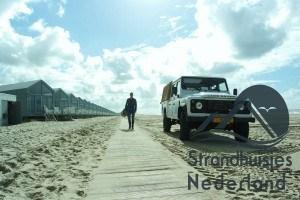 Strandhuisjes Landal, Julianadorp