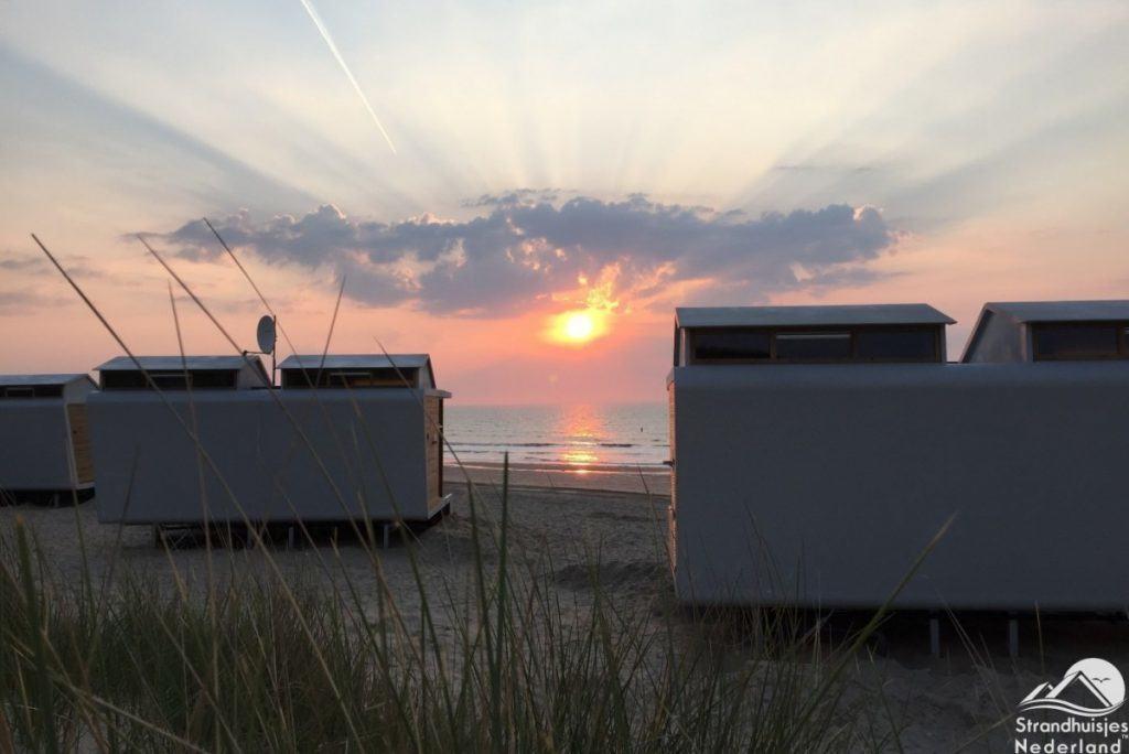 Strandhäuser: Hütten am Meer