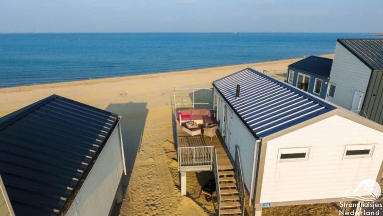Strandhaus Kamperland am Meer - Zeeland