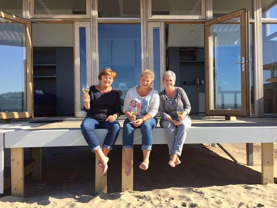 Gezellig bij strandhuisje Cadzand-Bad