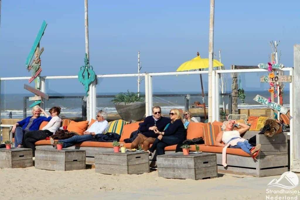 Strandpaviljoen Kijkduin