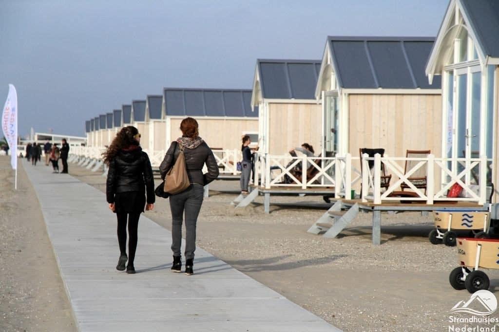 Den Haager Strandhäuser