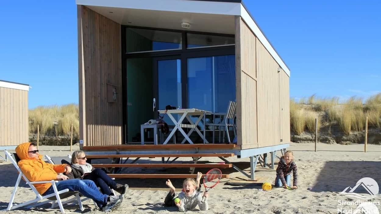 nieuw strandhuisje kijkduin 20 huisjes aan zee reserveer nu voor 2018. Black Bedroom Furniture Sets. Home Design Ideas