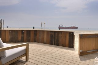 neue strandh user in vlissingen zeeland h tten am strand mit service. Black Bedroom Furniture Sets. Home Design Ideas