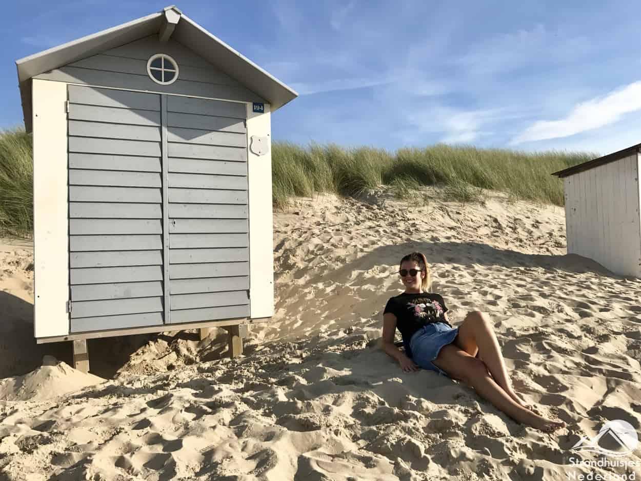 Y-ply - handig stoeltje voor op het strand (1)