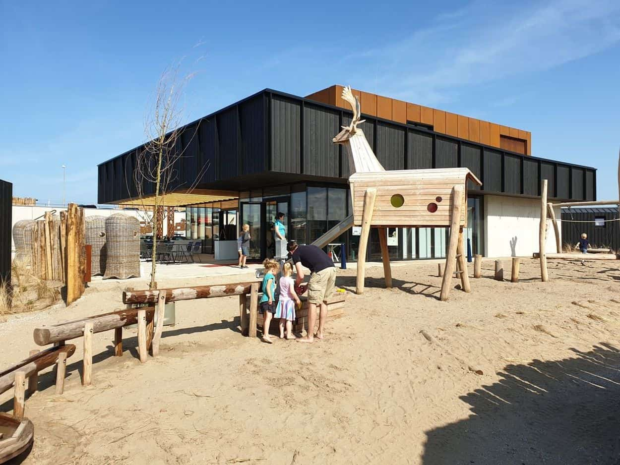 Vakantiepark Zandvoort Centrum