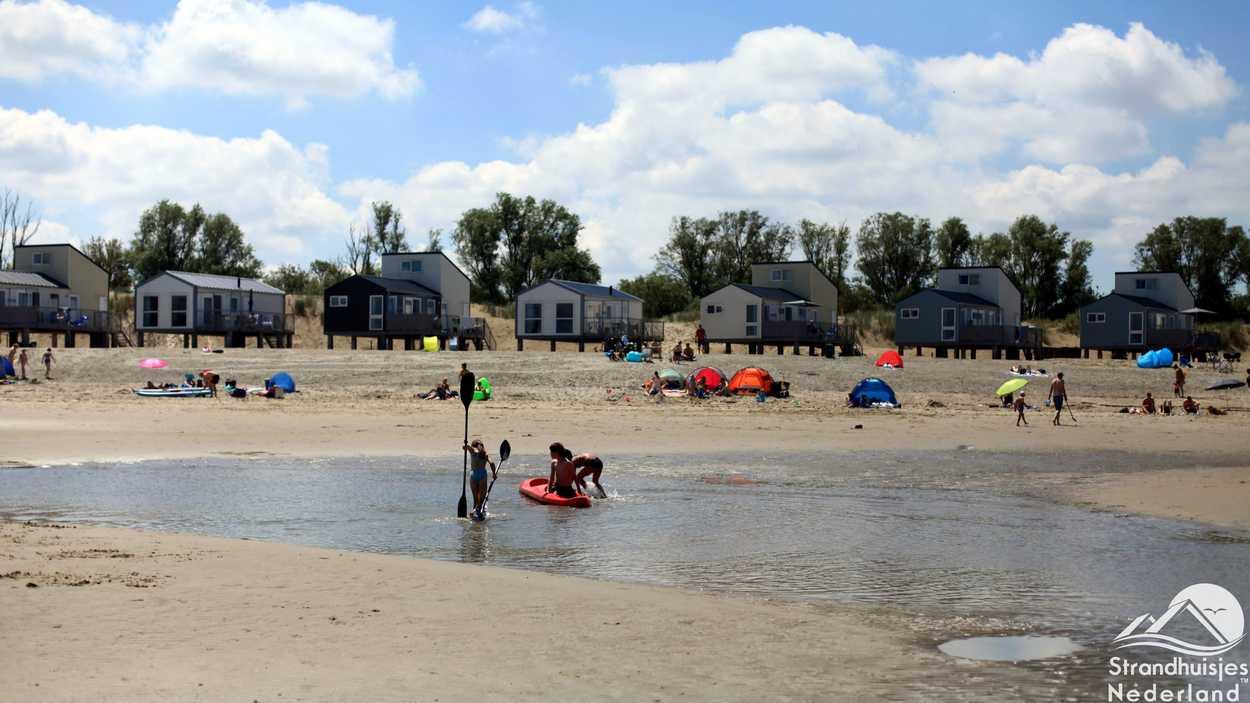 Genießen Sie in Strandhäusern Kamperland.