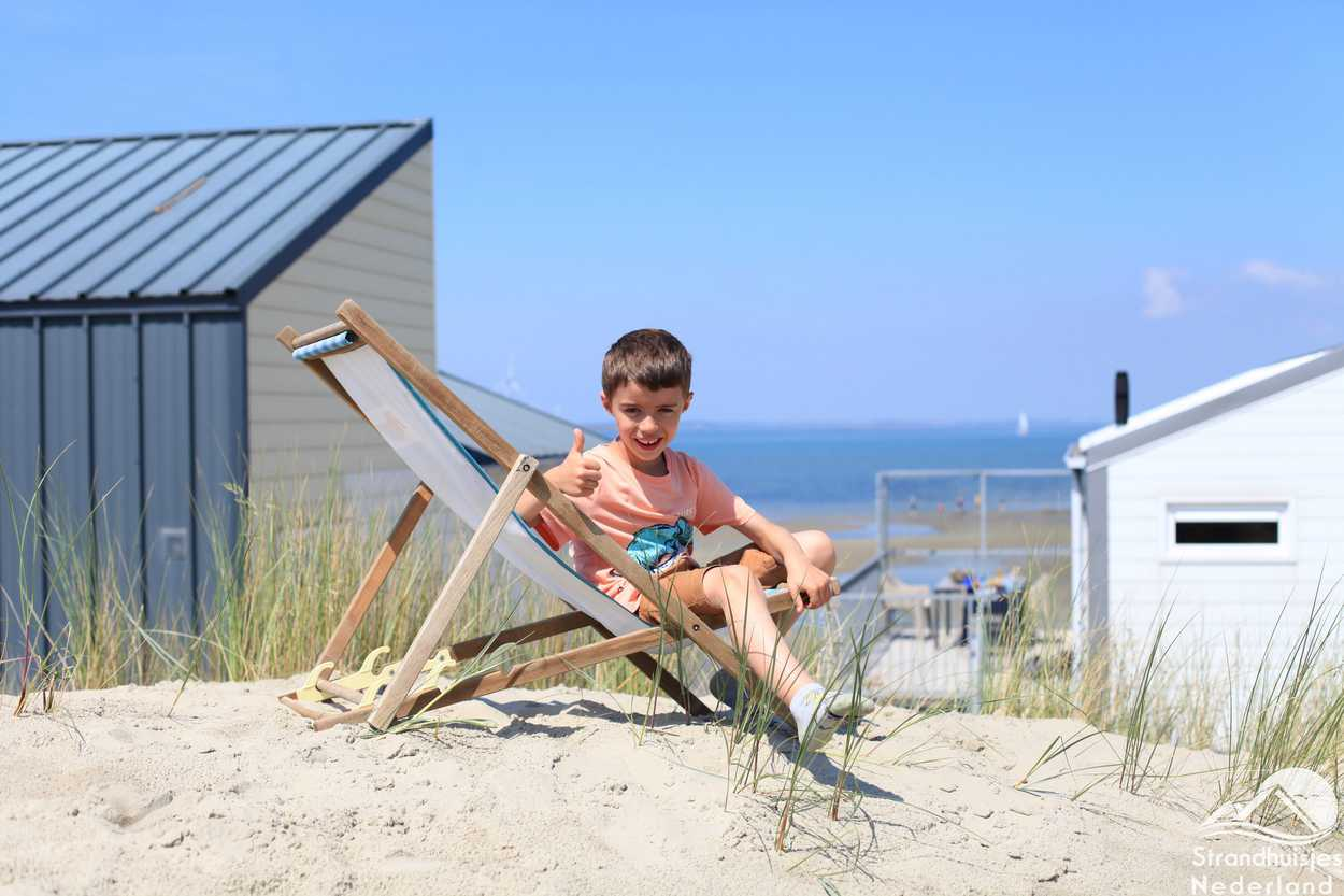 Genießen Sie die Dünen in den Strandhäusern Kamperland.