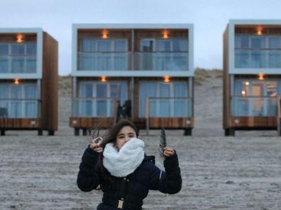 strandhuisjes Hoek van Holland 1